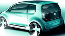 2013 Volkswagen E-Up! Headed For U.S. Market