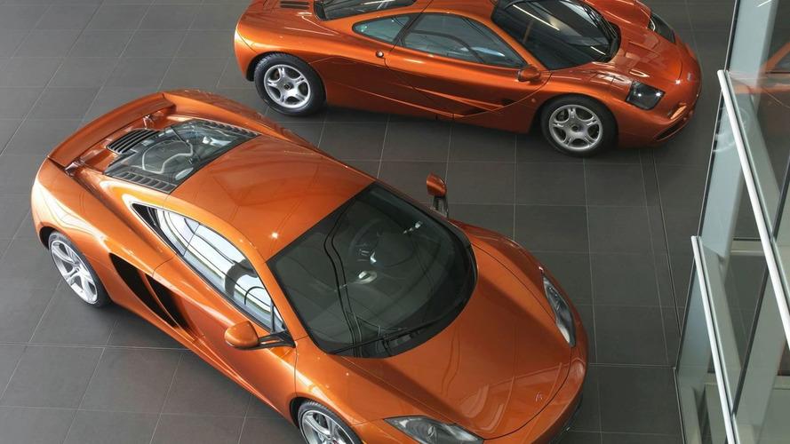 McLaren MP4-12C pricing announced (US)