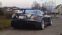 Mercedes McLaren SLR Restyled by FAB Design