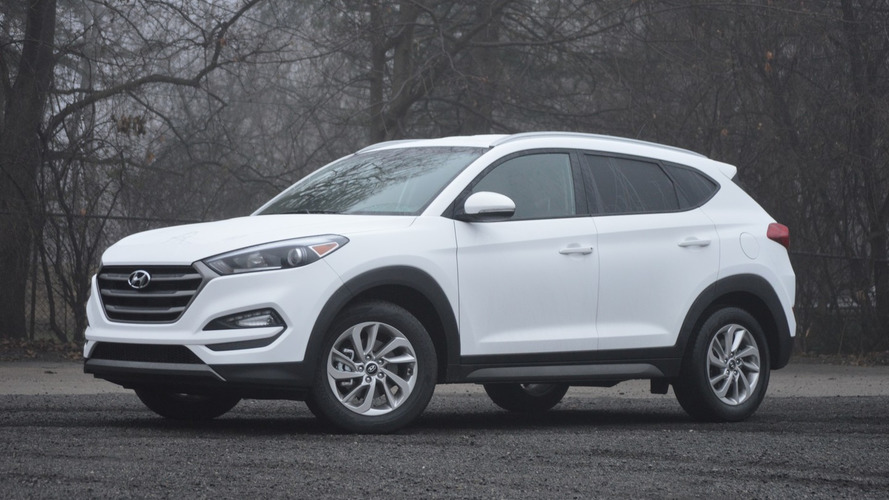 Tested: 2016 Hyundai Tucson Eco