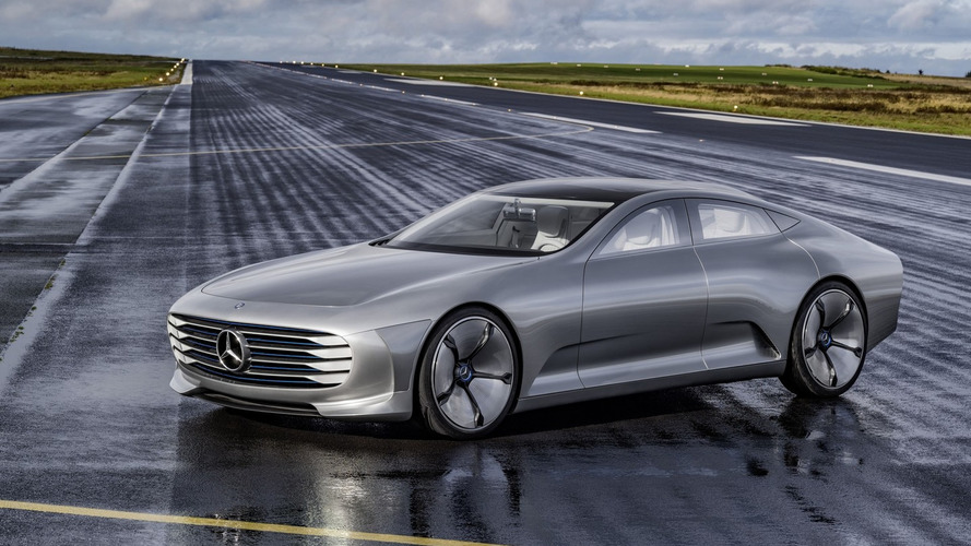 Mercedes developing a unique platform for electric vehicles