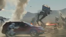 VIDÉO - Une publicité Star Wars pour le Nissan Rogue