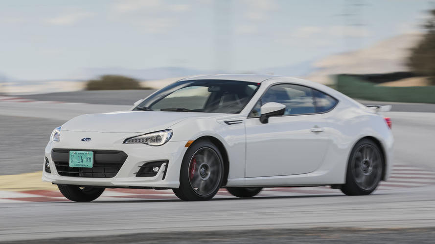 2017 Subaru BRZ Second Drive: Once more, with feeling