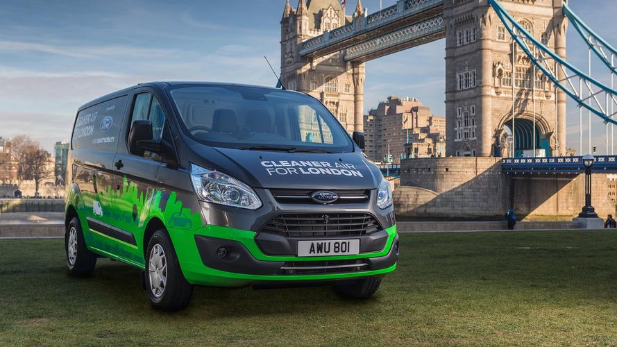 Ford Transit plug-in hybrid confirmed for 2019, London trials begin