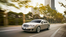 Bentley Continental Flying Spur Facelift Revealed