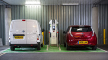 Nissan predicts more EV charging points than fuel stations by 2020