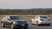 All New Nissan Skyline Introduced (JA)