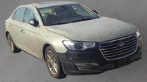 Chinese automaker copies Audi A6 styling and name