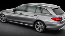 Mercedes-Benz C-Class Estate leaked photo