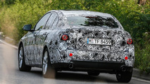 2016 BMW 1-Series Sedan spy photo