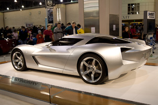 Chevrolet Corvette Stingray Concept