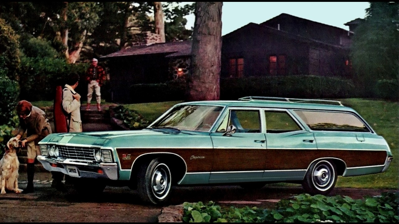 chevrolet caprice estate wagon. Black Bedroom Furniture Sets. Home Design Ideas