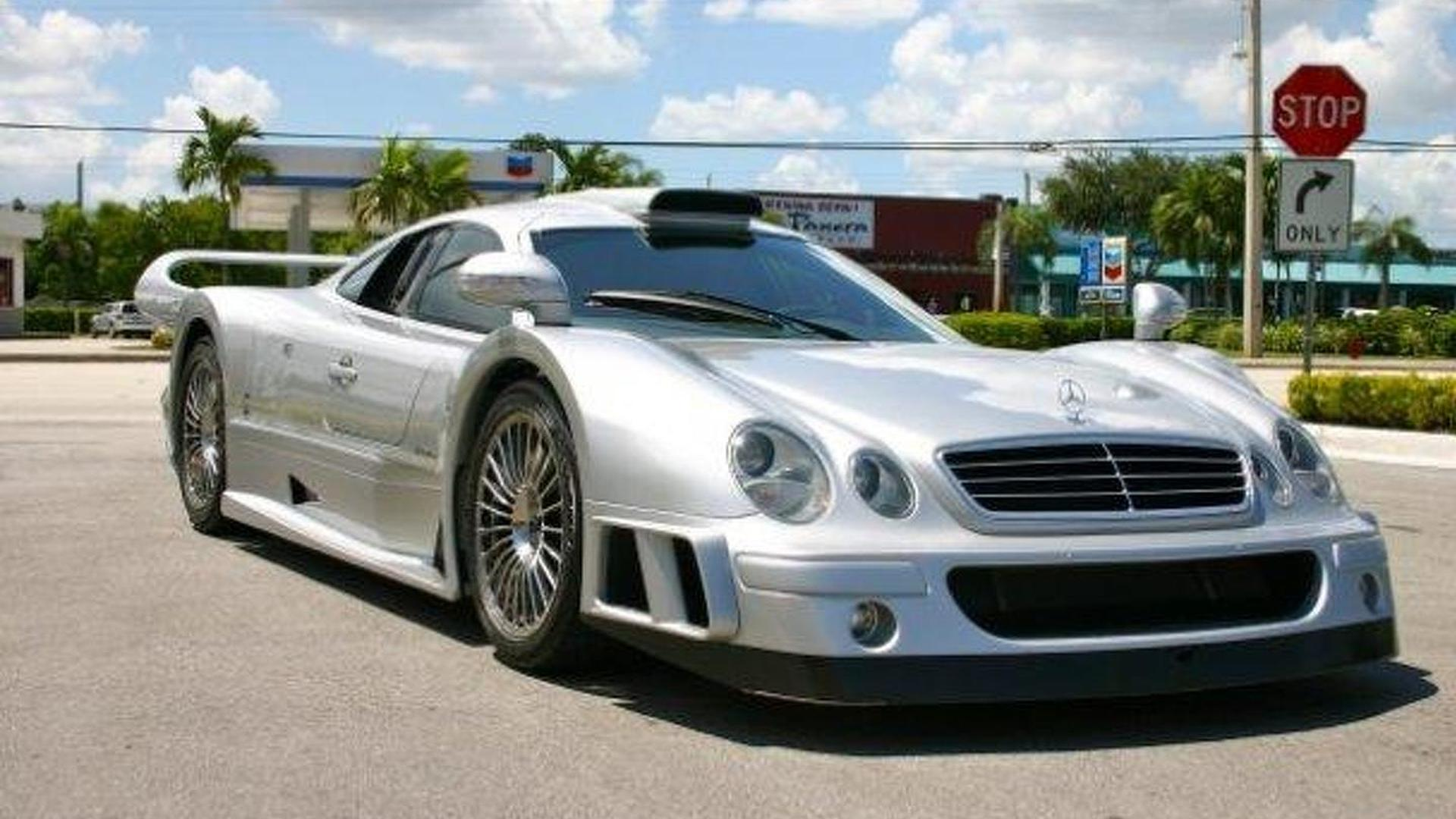 2000 mercedes benz clk gtr amg for sale for Mercedes benz 2013 for sale