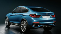 BMW X4 concept leaked, debuts in Shanghai