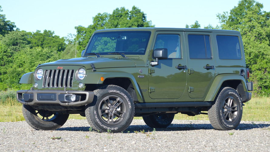 Review: 2016 Jeep Wrangler Unlimited