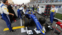 Sauber denies testing new Ferrari engine