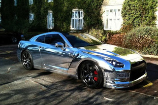 Five Fabulous Chrome Wrap Jobs