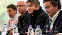 Dragon Racing and Faraday Future press conference, Alejandro Agag - CEO, Formula E Holdings