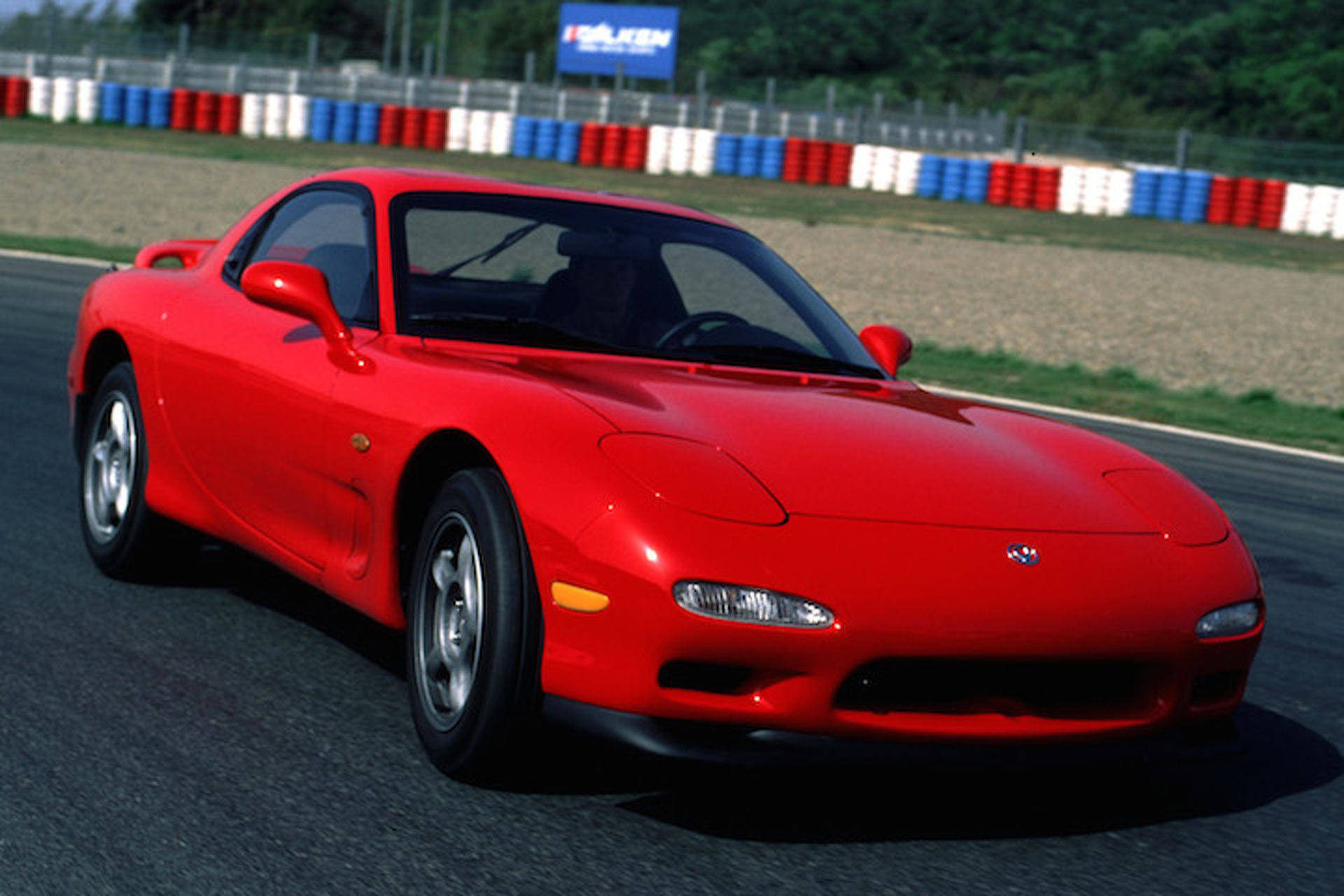 Mazda Hasn't Given Up on the Rotary Engine Just Yet