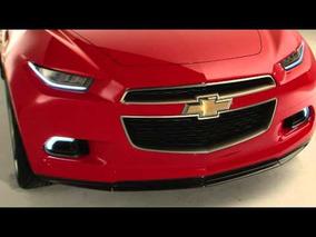 2012 Chevrolet Code 130R Concept - Exterior Shots