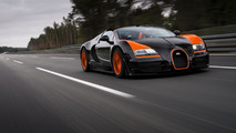 Bugatti President says the next-generation Veyron will have more power