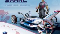 Subaru SHARC wins 2012 L.A. Design Challenge