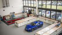 Lexus shows off their LFA Centre of Excellence