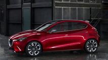 Mazda Hazumi concept leaked photo