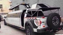 Ford F-150 SVT Raptor limousine