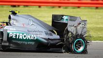 Hamilton also struggling in Pirelli era - Webber