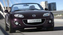 Mazda MX-5 Spring 2012 Special Edition announced for Geneva debut