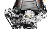 Chevrolet LT1 V8 engine 24.10.2012