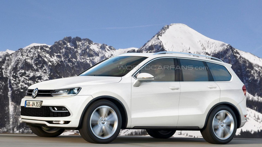 VW CEO confirms new U.S.-built crossover