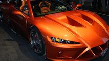 Falcon F7 supercar unveiled in Detroit