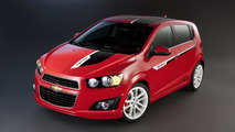 Chevrolet Sonic concepts unveiled at SEMA [video]