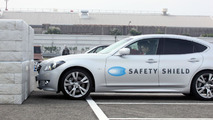 Nissan shows off new safety tech including an acceleration suppression system [videos]
