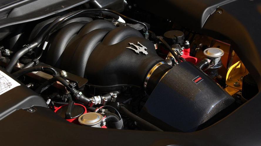 Maserati GranTurismo MC Stradale tuned by Novitec Tridente [video]