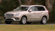 Volvo commences Australian testing for kangaroo detection technology [videos]