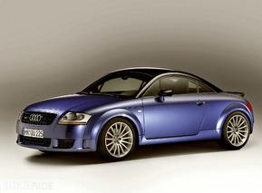 Audi TT Quattro Sport