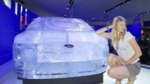 Ford Focus Ice Sculpture Revealed