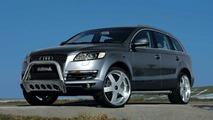 Audi Q7 with Delta4x4 Accessories
