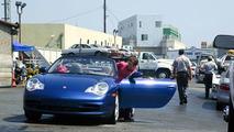 Screenshot of Porsche 911 Cabriolet in