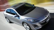 Next Generation Mazda3 Sedan Debut in LA