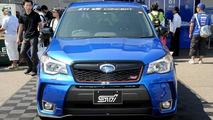 Subaru Forester STI tS / response.jp