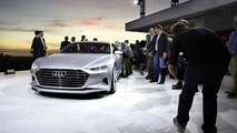 Audi Prologue concept live in Los Angeles