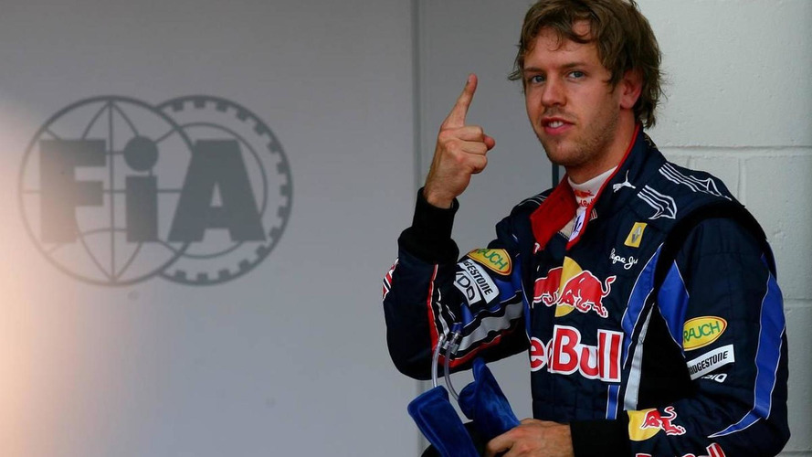 'No manipulation' as Vettel takes Webber's wing - boss