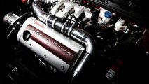 Alfa Romeo 3.2 V6 JTS engine supercharged by Autodelta