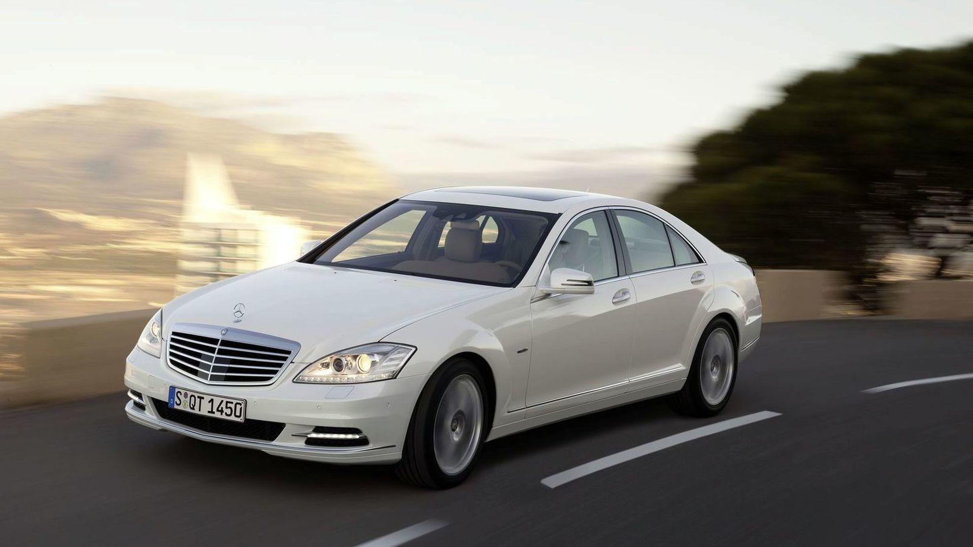 Mercedes-Benz S 400 Hybrid further details