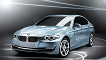 BMW 5-Series hybrid confirmed for 2011, 3-Series hybrid in development