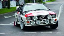 Audi Rallye quattro A2, Donauring, 18.07 2009